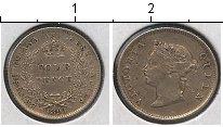 Изображение Монеты Гайана 4 пенса 1891 Серебро