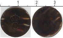 Изображение Монеты Франция Номинал 1779 Медь  Французская колония.