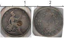 Изображение Монеты Ионические острова 30 лепт 1849 Серебро