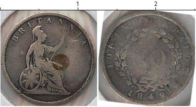 Картинка Монеты Ионические острова 30 лепт Серебро 1849