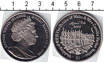 Изображение Мелочь Виргинские острова 1 доллар 2005 Медно-никель UNC-