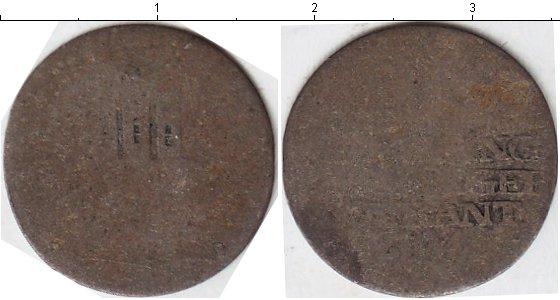 Картинка Монеты Гамбург 1 шиллинг Серебро 0
