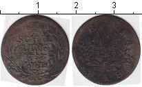 Изображение Монеты Гамбург 1 шиллинг 1757 Серебро