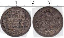 Изображение Монеты Гамбург 1 шиллинг 1759 Серебро