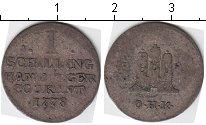 Изображение Монеты Гамбург 1 шиллинг 1778 Серебро