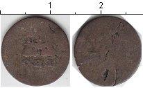 Изображение Монеты Гамбург 1 дрейлинг 1746