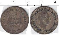 Изображение Монеты Ганновер 1/12 талера 1831 Серебро