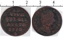 Изображение Монеты Бельгия 1 лиард 1750 Медь  Мария Терезия