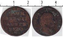 Изображение Монеты Бельгия 1 лиард 1750 Медь