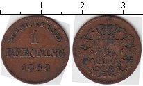 Изображение Монеты Бавария 1 пфенниг 1868 Медь