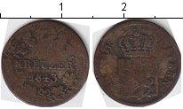Изображение Монеты Бавария 1 крейцер 1843 Серебро