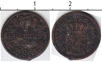 Изображение Монеты Бавария 1 крейцер 1861 Серебро
