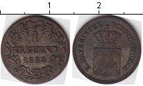 Изображение Монеты Бавария 1 крейцер 1868 Серебро