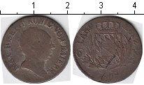 Изображение Монеты Бавария 6 крейцеров 0 Серебро  Максимилиан Иосиф II