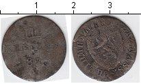 Изображение Монеты Нассау 3 крейцера 1825 Серебро