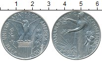 Изображение Монеты США 1/2 доллара 1915 Серебро XF-