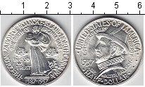 Изображение Монеты США 1/2 доллара 1937 Серебро UNC- Северная Каролина