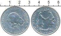 Изображение Монеты США 1/2 доллара 1936 Серебро XF+ Олбани