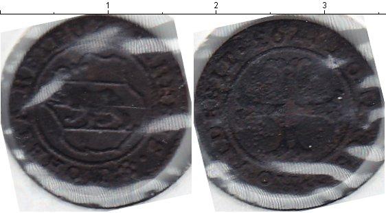 Картинка Монеты Берн 1/2 крейцера Медь 1793
