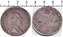 Изображение Монеты Германия Габсбург 1/2 талера 1789 Серебро