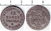 Изображение Монеты Саксония 1/12 талера 1763 Серебро