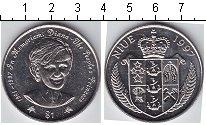 Изображение Мелочь Ниуэ 1 доллар 1997 Медно-никель UNC