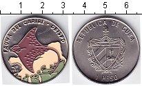 Изображение Мелочь Куба 1 песо 1994 Медно-никель UNC