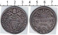 Изображение Монеты Ватикан 1/2 скудо 0 Серебро  Анно VIII