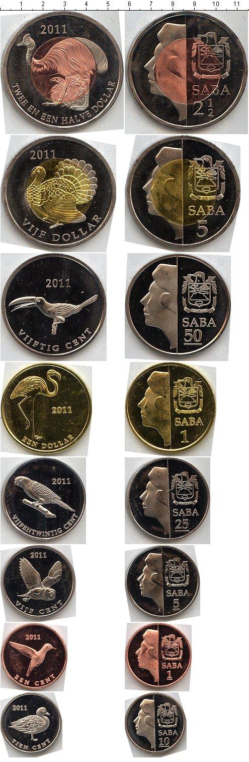 Картинка Наборы монет Саба Саба 2011  2011