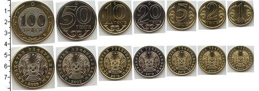 Изображение Наборы монет Казахстан Казахстан 2002-2014 0  UNC-