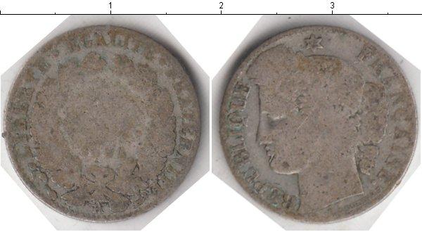 Картинка Монеты Франция 50 сантим Серебро 0