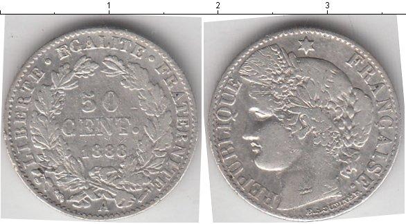 1888 год франция где у купюры лицевая сторона фото