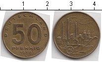 Изображение Мелочь Германия 50 пфеннигов 1950 Медь XF