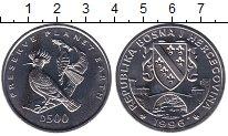 Изображение Мелочь Босния и Герцеговина 500 динар 1996 Медно-никель UNC