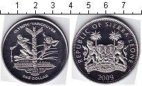 Изображение Мелочь Сьерра-Леоне 1 доллар 2009 Медно-никель UNC Олимпийские игры в В