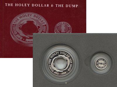 Изображение Подарочные монеты Австралия Десятичная система 1989 Серебро Proof Подарочный набор пос