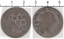 Изображение Монеты Германия Пруссия 1/6 талера 0 Серебро