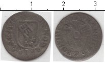 Изображение Монеты Германия Бремен 1 гротен 1734 Серебро