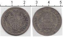 Изображение Монеты Гамбург 4 шиллинга 1727 Серебро VF