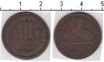 Изображение Монеты Мюнстер 3 пфеннига 1740 Медь