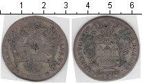 Изображение Монеты Гамбург 8 шиллингов 1727 Серебро