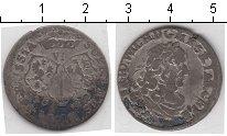 Изображение Монеты Германия Бранденбург 6 грошей 1682 Серебро