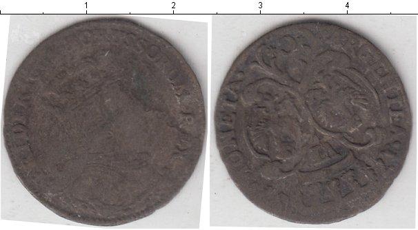 Картинка Монеты Пруссия 6 крейцеров  1737