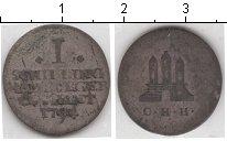 Изображение Монеты Гамбург 1 шиллинг 1794 Серебро  OHK.