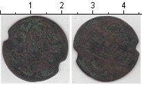 Изображение Монеты Берг 1/4 стюбера 1765 Медь