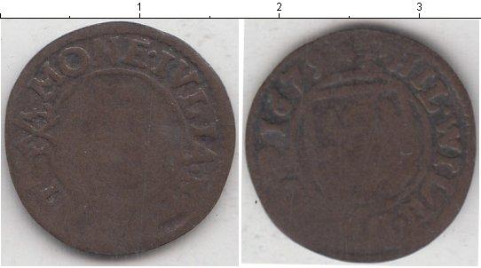 Картинка Монеты Юлих-Берг 8 хеллеров Медь 1679