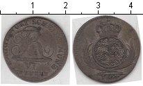 Изображение Монеты Вюртемберг 6 крейцеров 1807 Серебро  KM#495