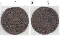 Изображение Монеты Гамбург 1 шиллинг 1727 Серебро