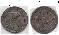 Изображение Монеты Бавария 1 крейцер 1870 Серебро