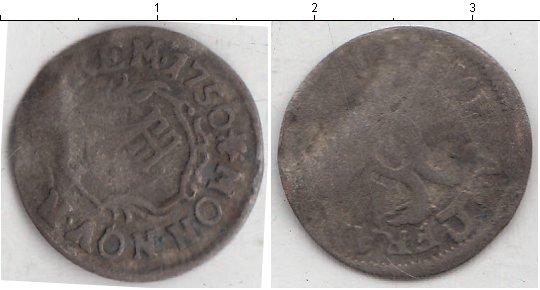 Картинка Монеты Бремен 1 гротен Серебро 1750